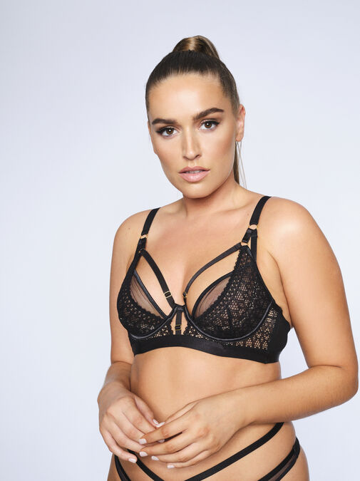 The Liberated Non Padded Bra image number 2.0