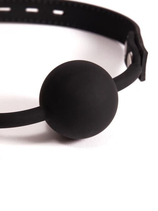 Silicone Ball Gag image number 1.0