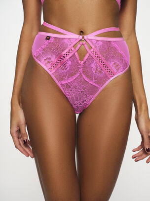 Knickerbox Planet  -The First Impression High Waisted Thong