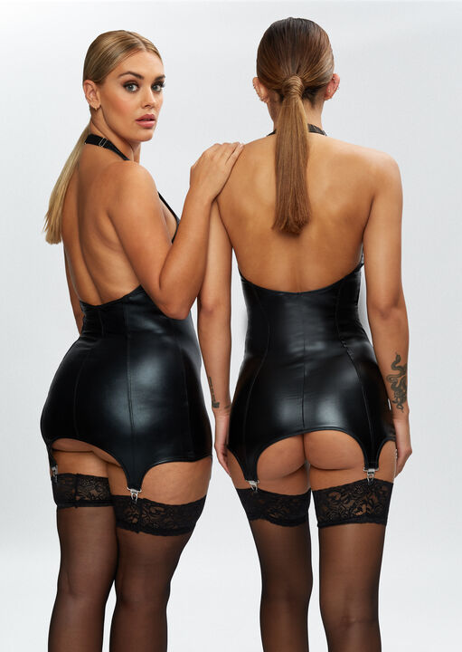 The Captivating Cami Suspender image number 4.0