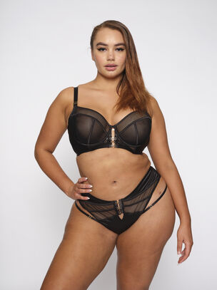 The Superior Full Support Non Padded Bra