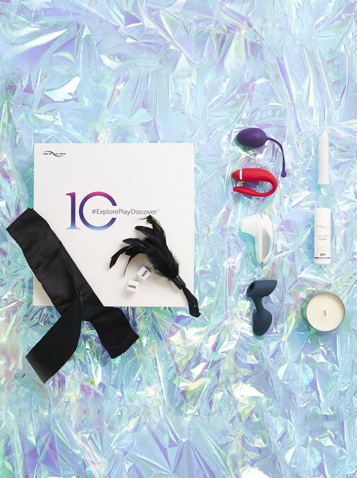 We-Vibe & Womanizer Discover Gift Box image number 0.0