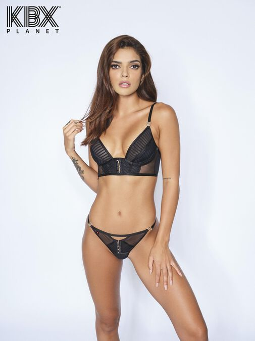 Knickerbox Planet - The Smooth Talker Non Padded Bra image number 1.0