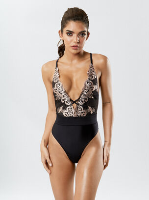 Sultry Evening Swimsuit