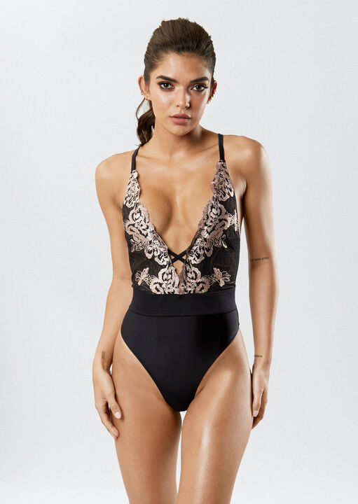 Sultry Evening Swimsuit image number 0.0