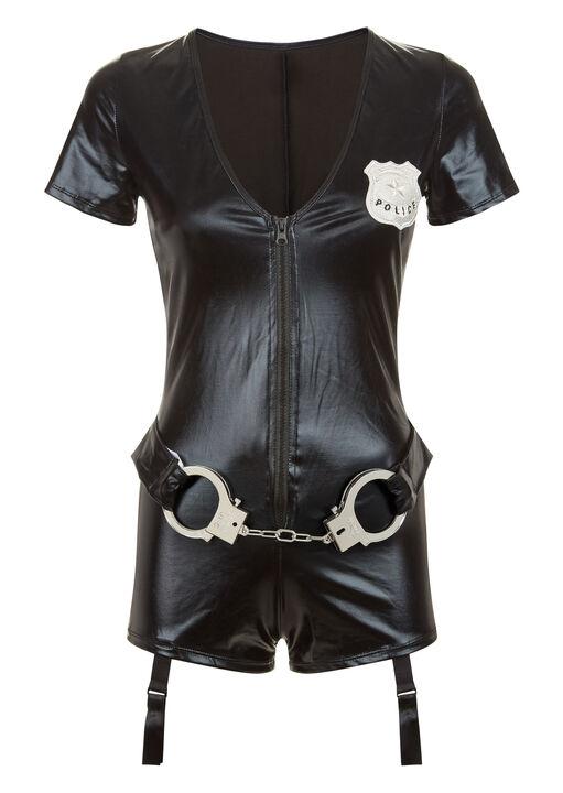 Arrest Me Officer Outfit image number 3.0