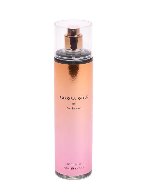 Aurora Gold Body Mist image number 0.0