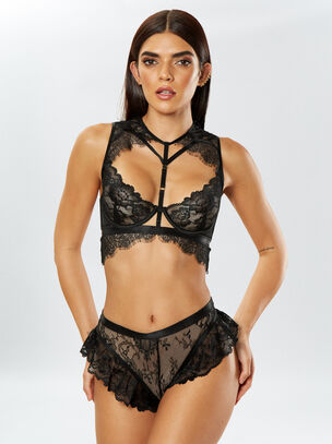 L'Amour Non Padded Bra