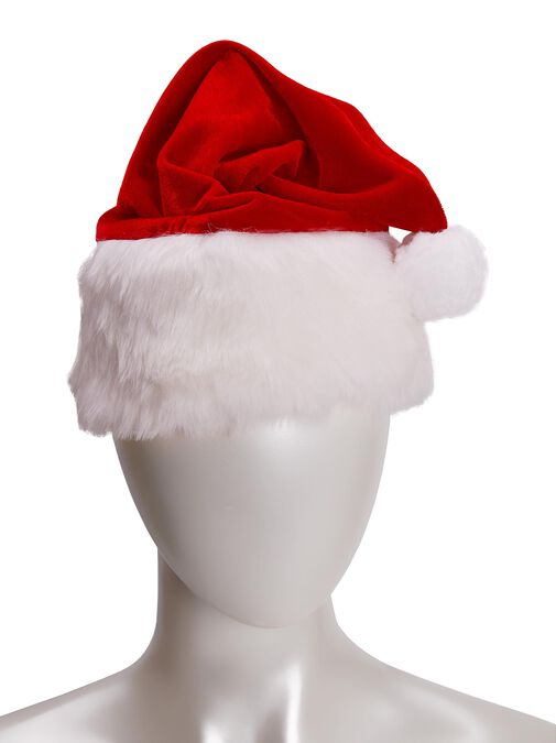Sexy Miss Santa Dress With Hat image number 5.0