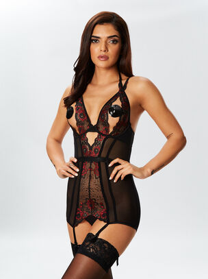 The Powerful Cami Suspender