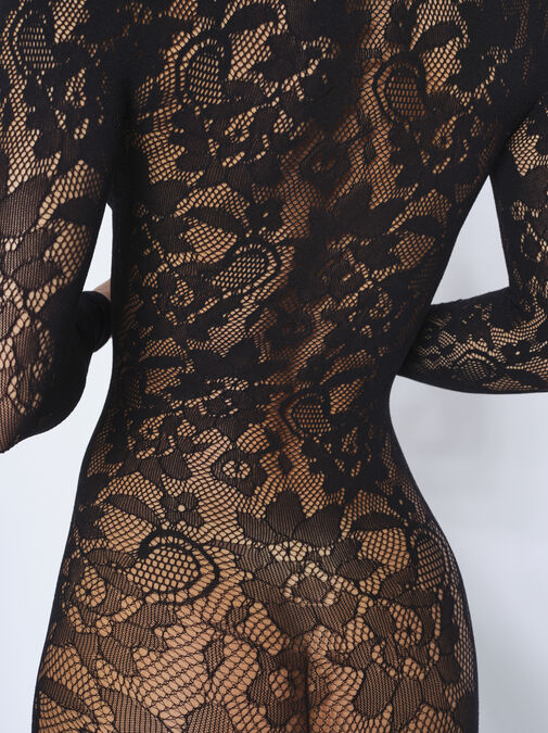 The Supreme Crotchless Bodystocking image number 6.0