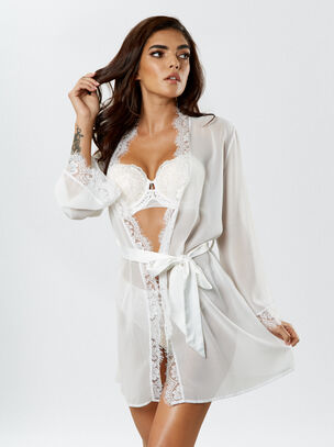 Fiercely Sexy Robe