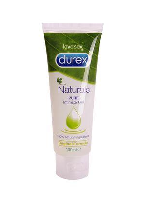 Durex Naturals Intimate Gel Lubricant - 100ml