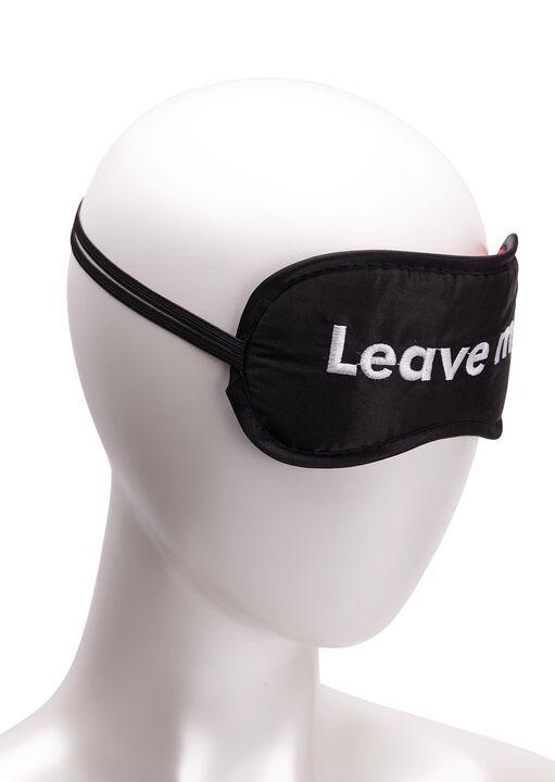 Tease Me, Leave Me Reversible Blindfold image number 5.0