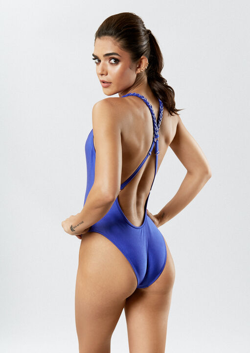 The Midnight Dip Swimsuit image number 2.0