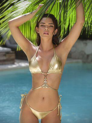 The Beach Vibes Bikini Top