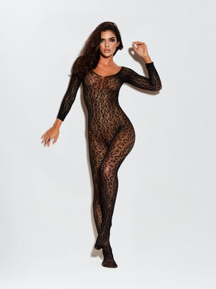 The Wild One Bodystocking