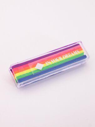 Rainbow Luna Face Paint Stick