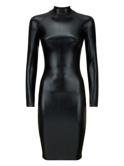 Diva Dominatrix Dress image number 3.0