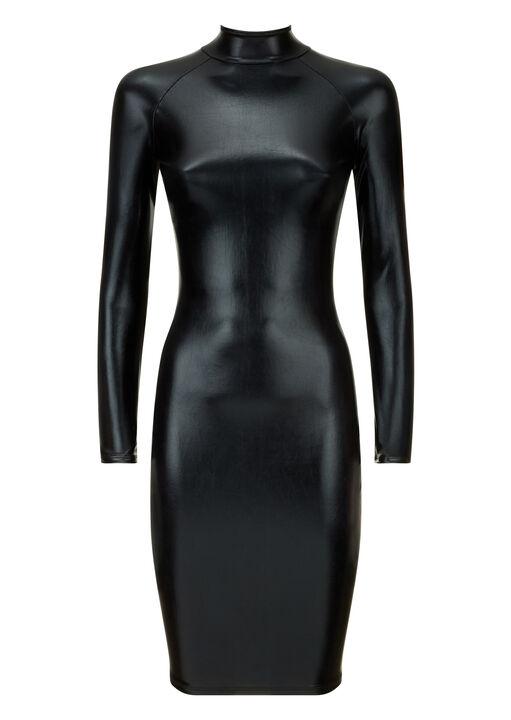 Diva Dominatrix Dress image number 8.0