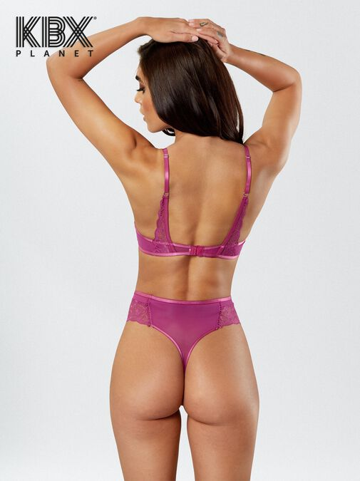 Knickerbox Planet - The Desirable Non Padded Bra image number 6.0