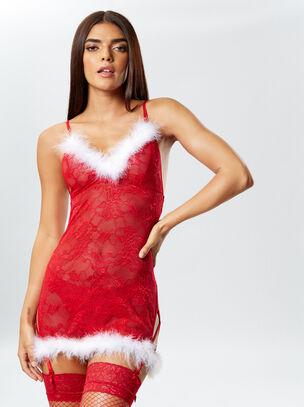 Sexy Miss Santa Chemise