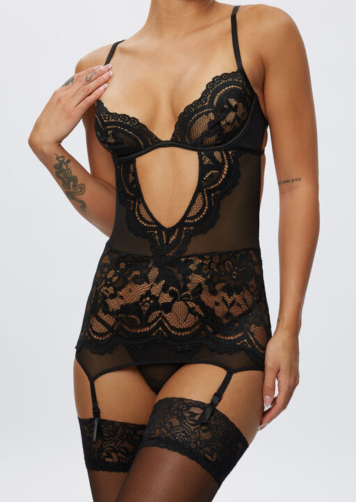 The Taylor Cami Suspender image number 6.0