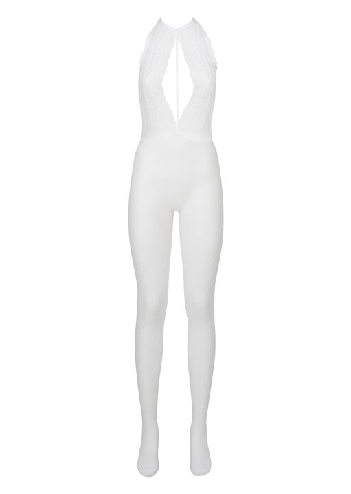 The Dream Girl Crotchless Bodystocking image number 3.0
