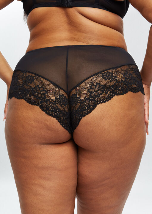 Sexy Lace Sustainable Short image number 4.0