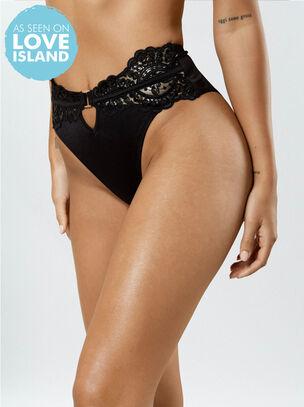 Fiercely Sexy HW Bikini Bottom