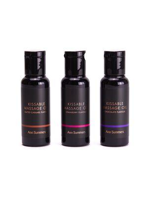 Kissable Massage Trio Set
