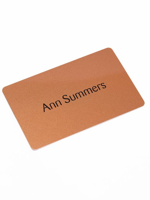 Ann Summers £10 Gift Card image number 4.0