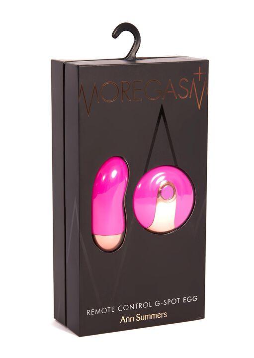 Moregasm+ Remote G-Spot Egg  image number 5.0