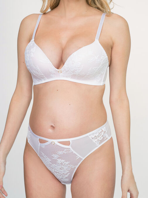 The Magnetic Non Wired bra image number 0.0