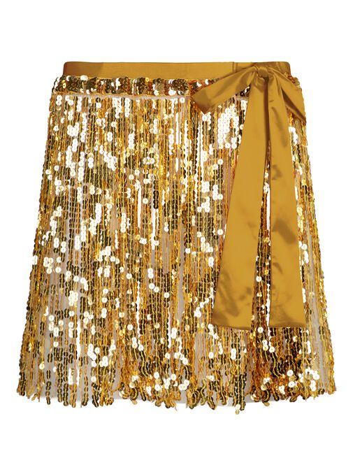 The Dazzling Sequin Skirt image number 5.0