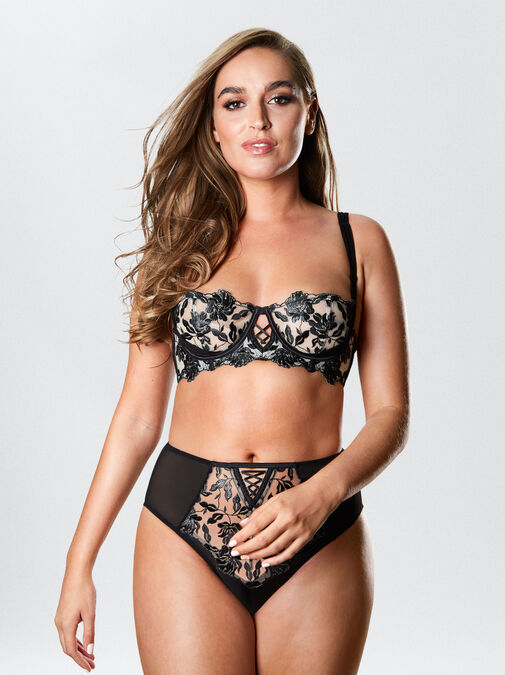 Cecelia High Waisted Brief image number 2.0