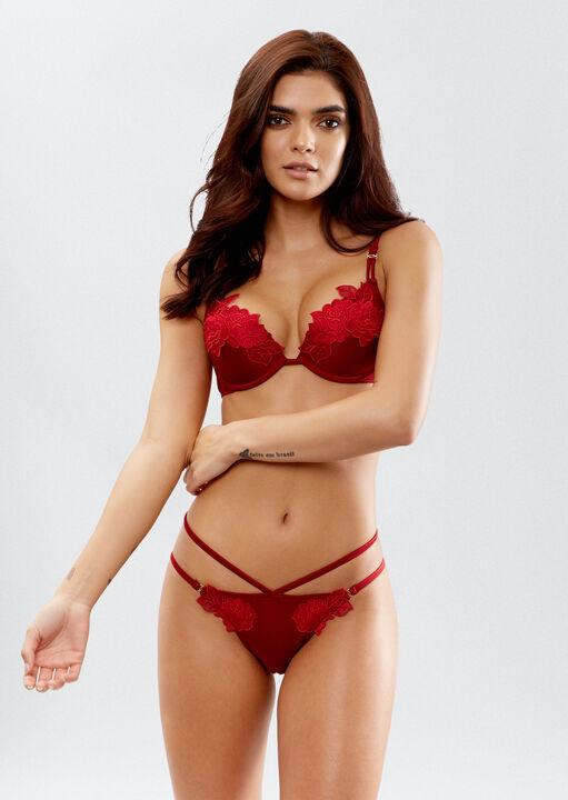 The Sexy Siren Push Up Bikini Top image number 0.0