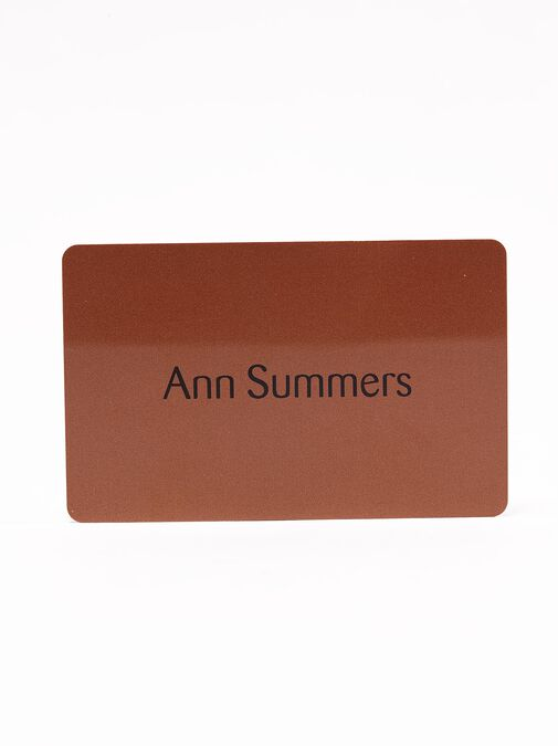 Ann Summers £50 Gift Card image number 3.0