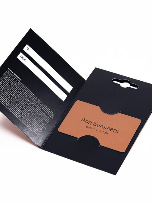 Ann Summers £50 Gift Card image number 2.0