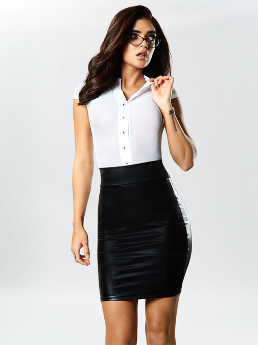 Sexy Secretary Outfit  image number 1.0