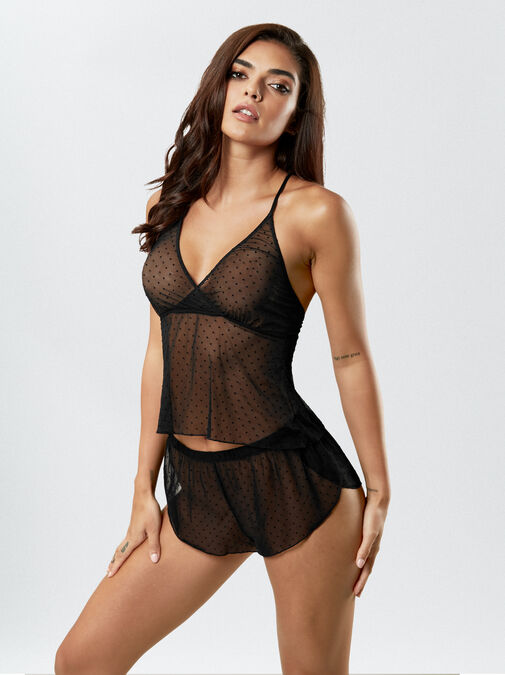 The Irresistible Cami Set image number 0.0