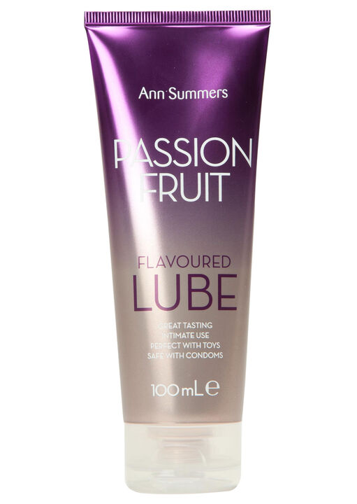 Passion Fruit Lube 100ml image number 0.0