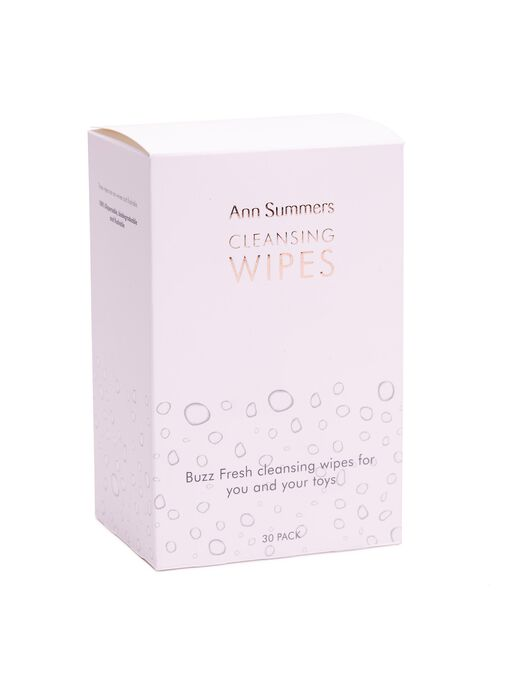 Buzz Fresh Cleansing Wipes 30 Pack image number 2.0