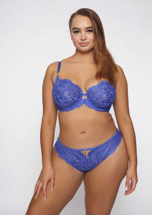 Fiercely Sexy Fuller Bust Non Padded Bra  image number 0.0