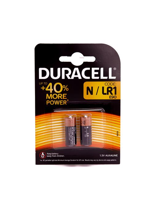 Duracell+ N 2 Pack image number 2.0