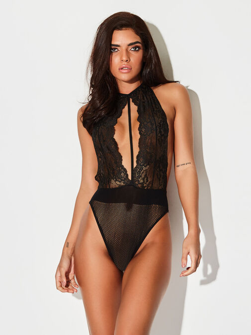 The Dream Girl Crotchless Body  image number 0.0