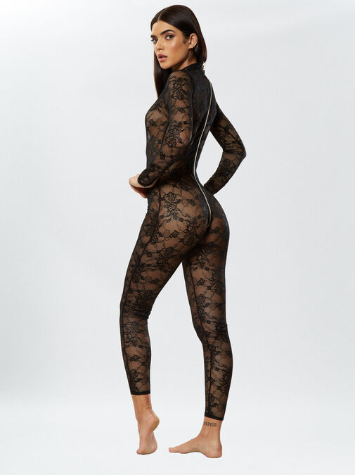 Sweet Fatale Bodystocking image number 1.0