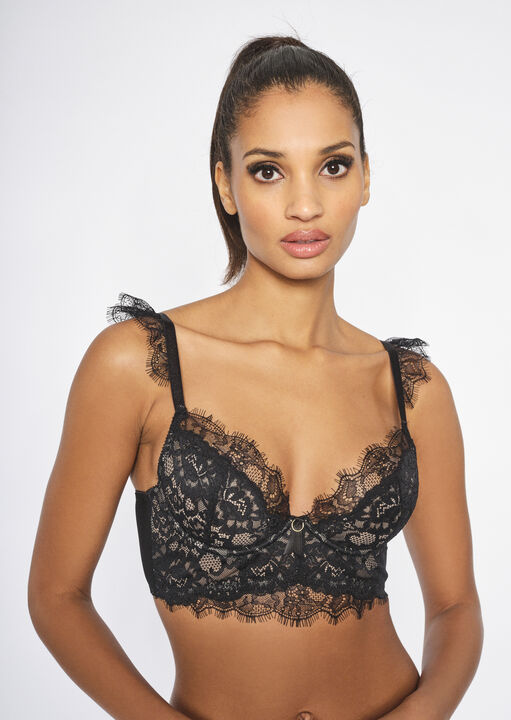 The Beloved Non Padded Bra image number 2.0