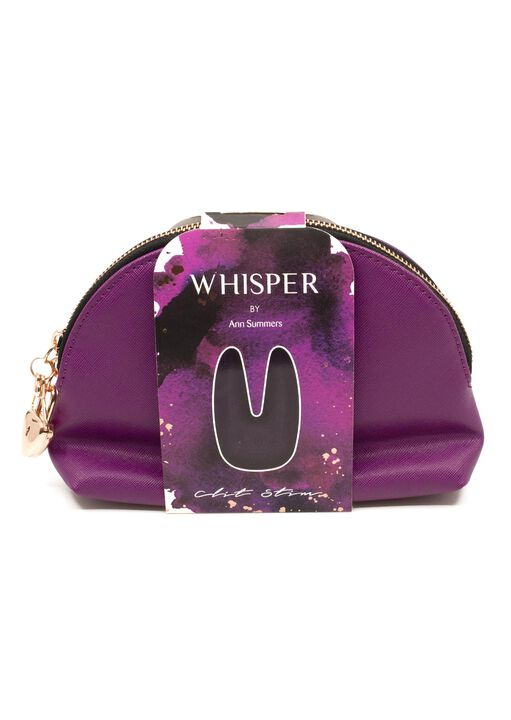 Whisper Quiet Clit Stim Vibrator image number 8.0