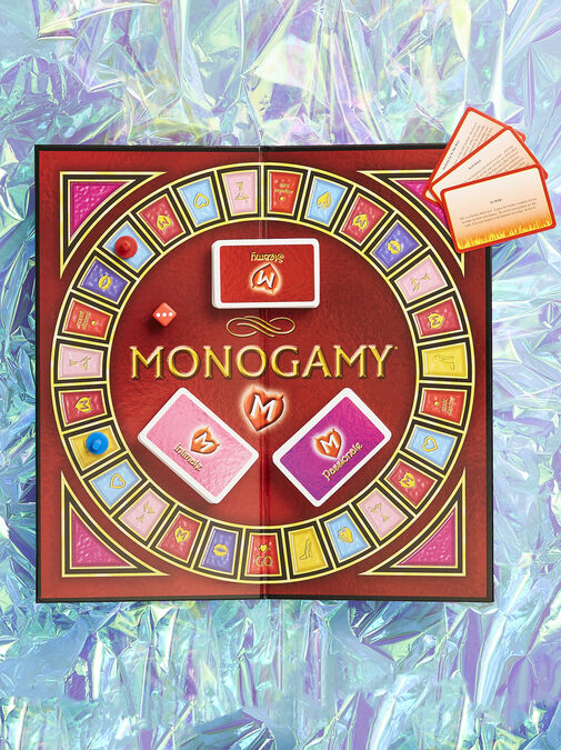 Monogamy Couples Board Game image number 0.0